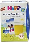HiPP Erster Fenchel-Tee zuckerfrei, 6er Pack (6 x 32 g)