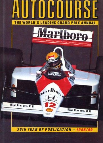 AUTOCOURSE 1988/89 por Alan (ed) HENRY