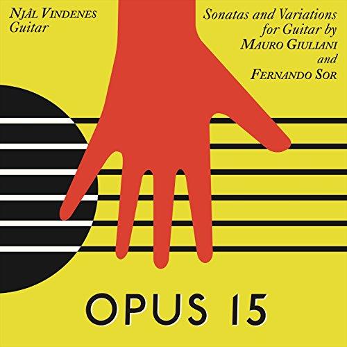 Mauro Giuliani Sonate Opus 15 Finale Allegro vivace