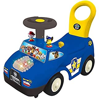 AK Sport 0706143 - Paw Patrol Chase Polizei Ride-On, Rutschfahrzeuge