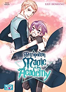 Metropolitan Magic Academy Edition simple Tome 1