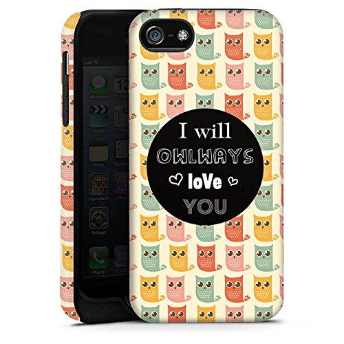 Apple iPhone X Silikon Hülle Case Schutzhülle Valentinstag Geschenk Geschenkidee Tough Case matt