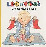 Les Bottes de Léo / Claire Clément, illustrateur Helen Oxenbury   Clément, Claire (1955-....). Auteur