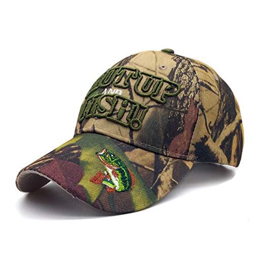 CGXBZA Frühling Sommer Herren Armee Camo Cap Cadet Wüste Camo Hut Baseball Cap Jagd Angeln Blank Hat -