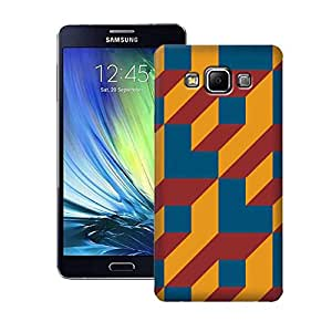 ZAPCASE PRINTED BACK COVER FOR Samsung A7