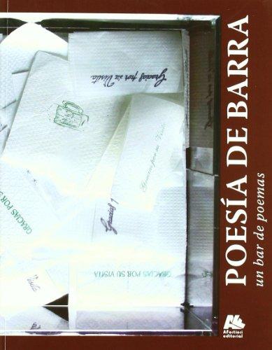 Poesía de barra: un bar de poemas