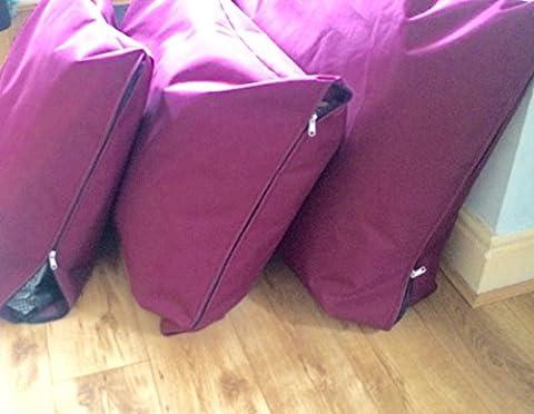 Wasserdicht Hund Bett Kissen mit schwere Pflicht Robust abnehmbarer Langlebig Robuster Bezug