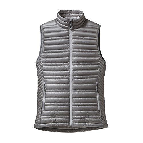 Patagonia Ultralight Down Gilet Femme Feather Grey