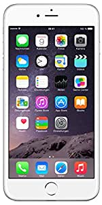 Apple iPhone 6 Plus Smartphone (5,5 Zoll (14 cm) Touch-Display, 128 GB Speicher, iOS 8) silber