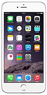 "Apple iPhone 6 Plus, 5,5"" Display, 128 GB, 2014, Silber (B00NI0AXYW) 