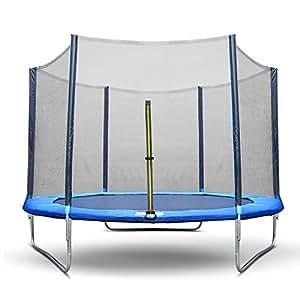 Filet de sécurité pour trampoline 396cm Sans Coussin de Ressorts ,Filet de protection seulement…
