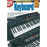 10 Easy Lessons Keyboard DVD and Booklet in Case [With Booklet in Case]
