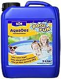 Söll AquaDes 5 l -Pool und Planschbecken Desinfektion, Keine allergischen Reaktionen, roten Augen,...