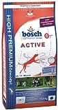 Bosch 44033 Hundefutter Active 15 kg
