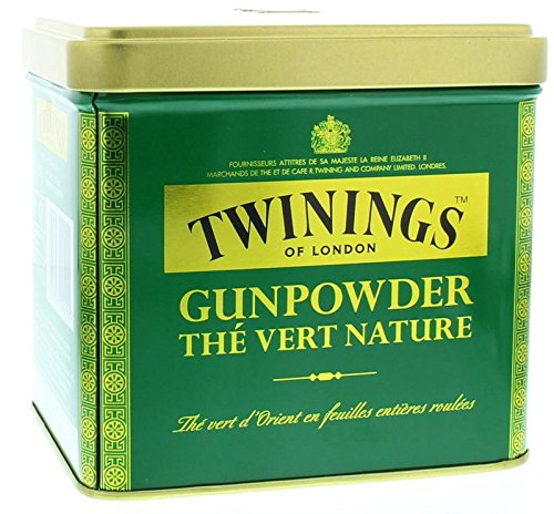 Twinings Gunpowder blik 200 gram