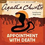 Best Agatha Christie Audible Mysteries - Appointment with Death: A Hercule Poirot Mystery Review