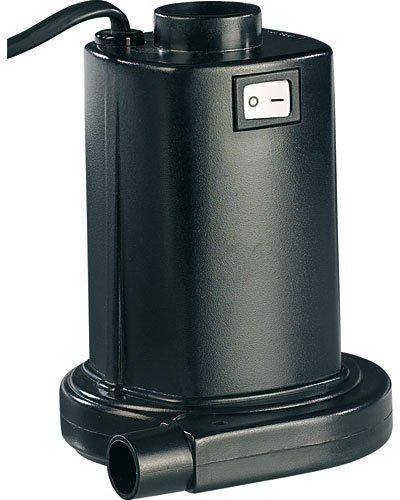 Preisvergleich Produktbild Elektrische Luftpumpe 'Infactory ' für schnelles Auf- & Abpumpen
