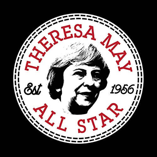 Theresa May All Star Converse Logo Women's Vest Black