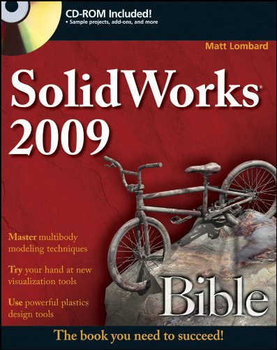 SolidWorks 2009 Bible (English Edition)