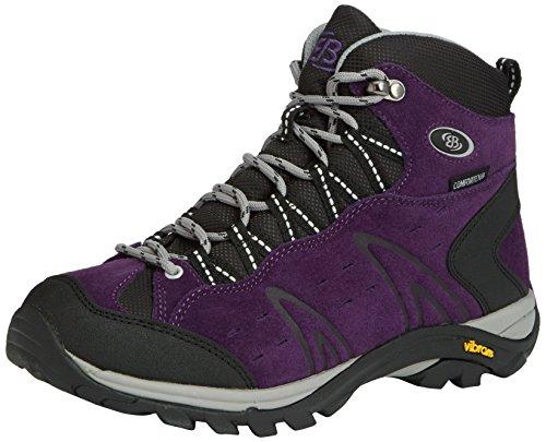 Bruetting Mount Bona Damen Trekking & Wanderstiefel Violett (Lila)