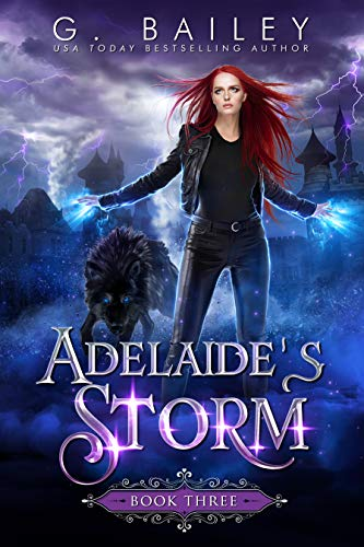 Adelaide's Storm: An Paranormal Reverse Harem Novel (Her Fate Series Book 3) (English Edition) -