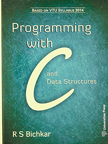 Programming with C and Data Structures
