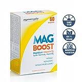Mag Boost comprimés - Magnésium liposomal naturel, taurine et vitamines B - ⭐️ Fabriqué en France ⭐️