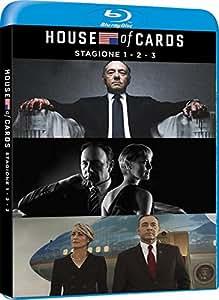 House of Cards - Stagioni 1,2 e 3 (Boxset) (12 Blu-Ray)