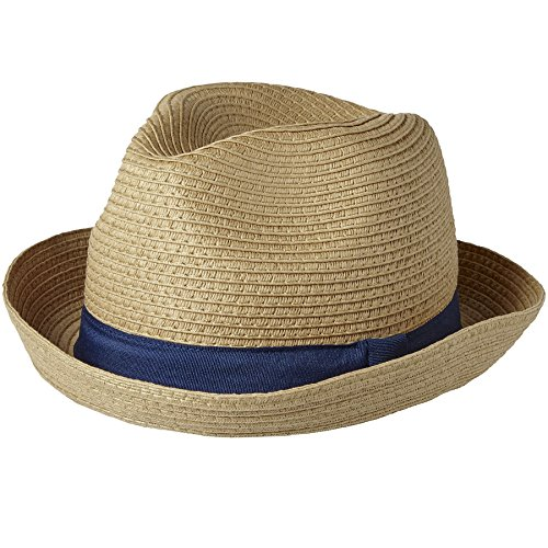 O'Neill Herren BM Festival Fedora Hat Streetwear Hüte, Cornstalk, 60