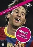 Messi : La grandeza de un pequeno (1CD audio)