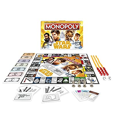 Monopoly - Star Wars Han Solo, E1702