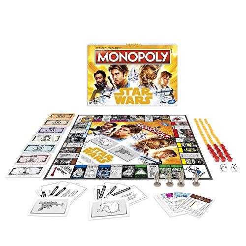 Monopoly-Star Wars Han Solo