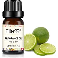 Elite99 Olio Fragranza di Lime Olio di Profumo 100% Puro Naturale Aromaterapia 10Ml - Lime