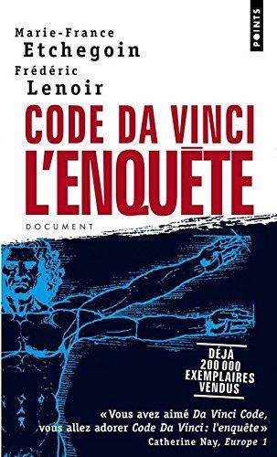 Code Da Vinci : l'enquête