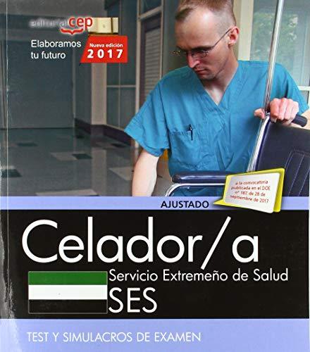 Celador/a. Servicio Extremeño de Salud. Test y Simulacros de examen