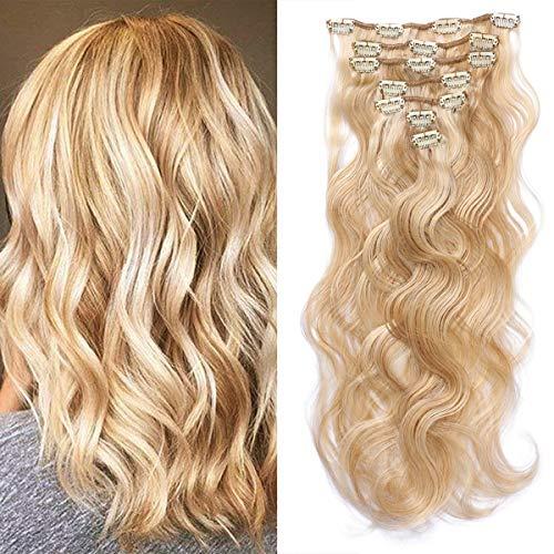 Myfashionhair Clip en extensiones de cabello Extensiones de cabello hu