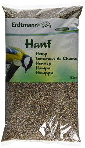 Erdtmanns Hemp Seeds, 2.5 Kg 1