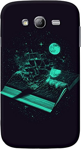 DailyObjects Crossing the Sea of Knowledge Case For Samsung Galaxy Grand 2