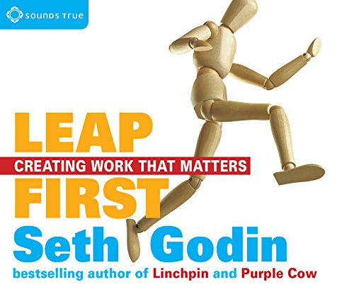 Leap First Cover Image