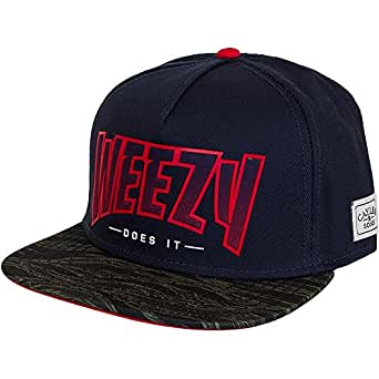 Cayler Sons   Weezy Does It CAP navy   Red  Amazon.co.uk  Clothing cc4a07897ff4