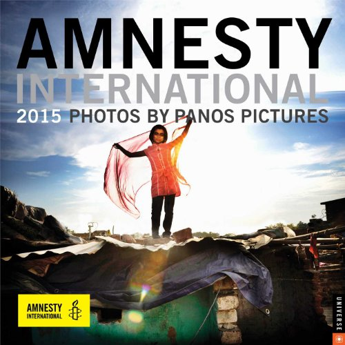 Amnesty International 2015 Wall Calendar