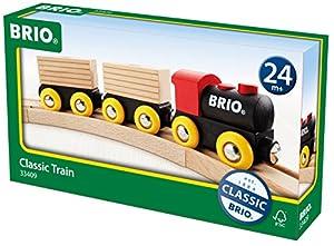 Brio World 33409 Classic - Tren de Madera