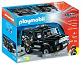 NEW Playmobil City Action 5674 Tactical Unit Police Car - Ages 4+