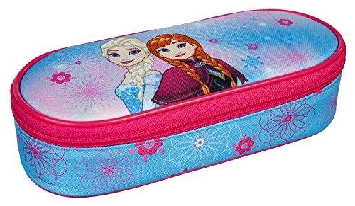 Undercover FRZH7293 Kindergartentasche, Disney Frozen, ca. 21 x 22 x 8 cm Schlamperbox