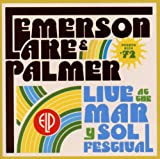 Lake & Palmer Emerson: Live at Mar Y Sol Festival '72 (Audio CD)