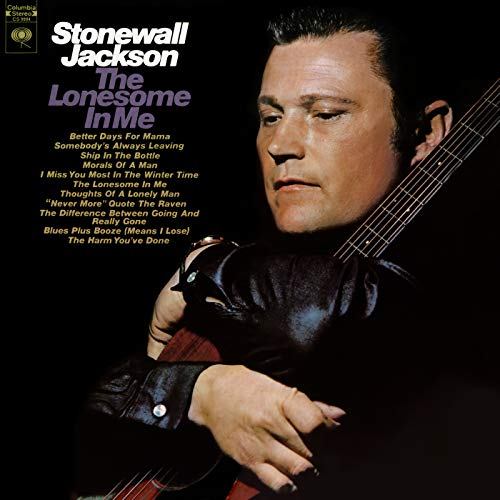 The Lonesome In Me (Stonewall Jackson Mp3 Musik)