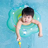Generic B1009 S : New Baby Swim Ring Inflatable Kids Detachable Seat Floating Swimming Pool Accessories Bathing Inflatable Raft Children's Toys