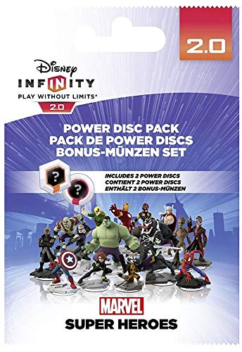 Disney Infinity 2.0: Bonus-Münzen Marvel (WIIU PS3 PS4 X360 XONE) DE-Version