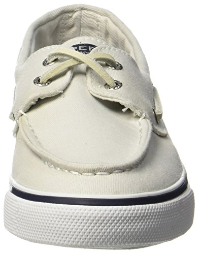 Sperry  BAHAMA 2-EYE, Sneakers Basses femme Blanc-V.4
