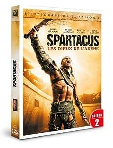 Spartacus : Les Dieux de l'arène, L'intégrale de la saison 2